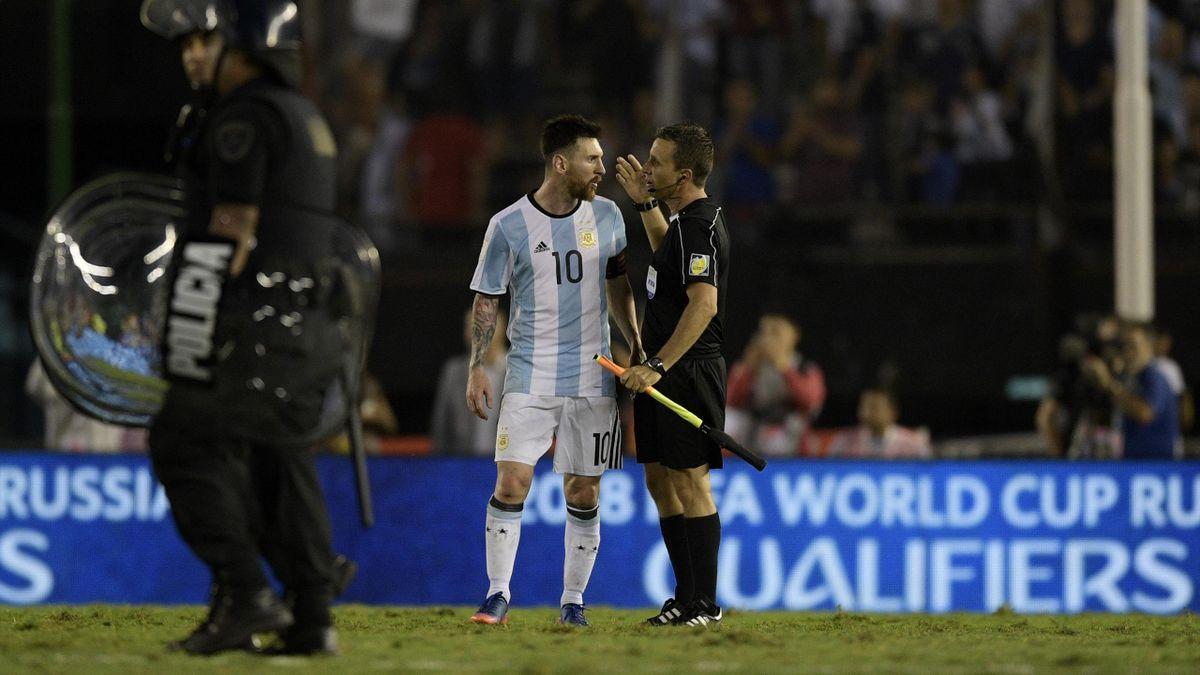 Leo Messi (Argentine)