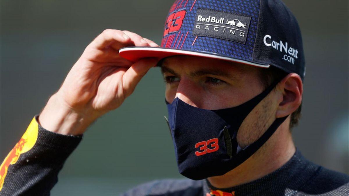 Max Verstappen (Red Bull) au Grand Prix de Hongrie 2021