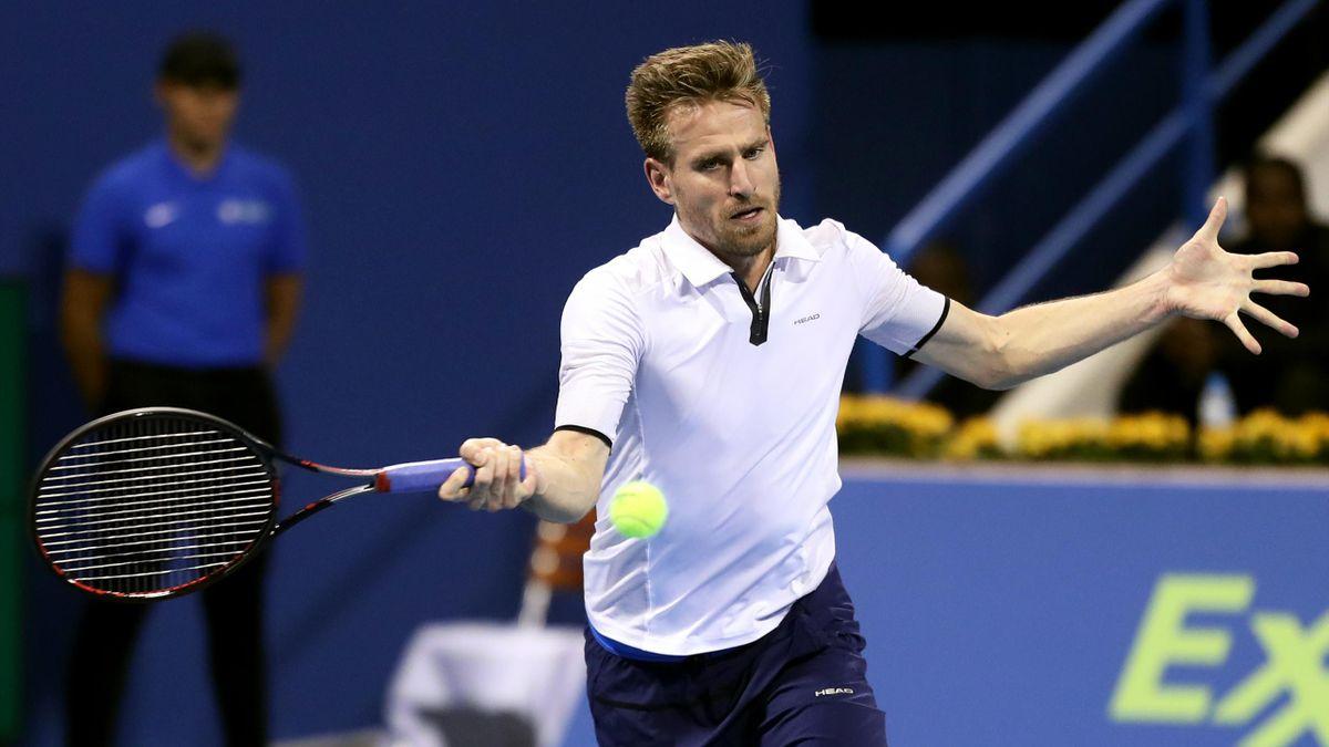 Peter Gojowczyk zieht in das Viertelfinale ein