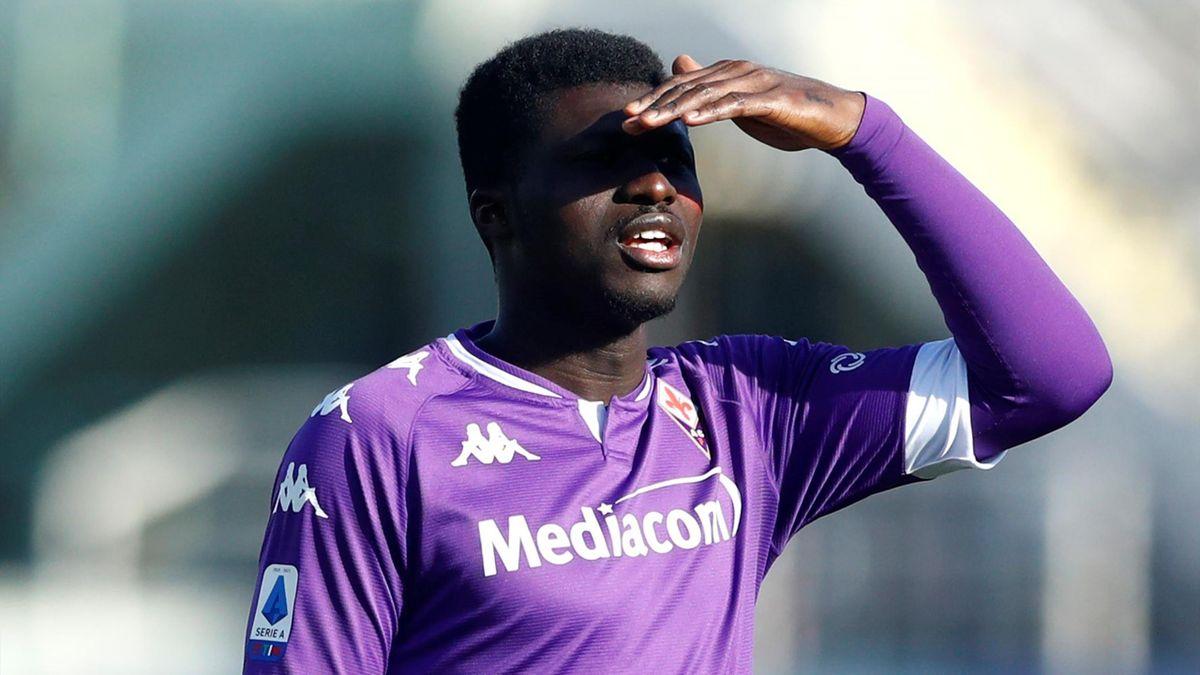 Fiorentina-Benevento, Serie A 2020-2021: Alfred Duncan (Fiorentina)