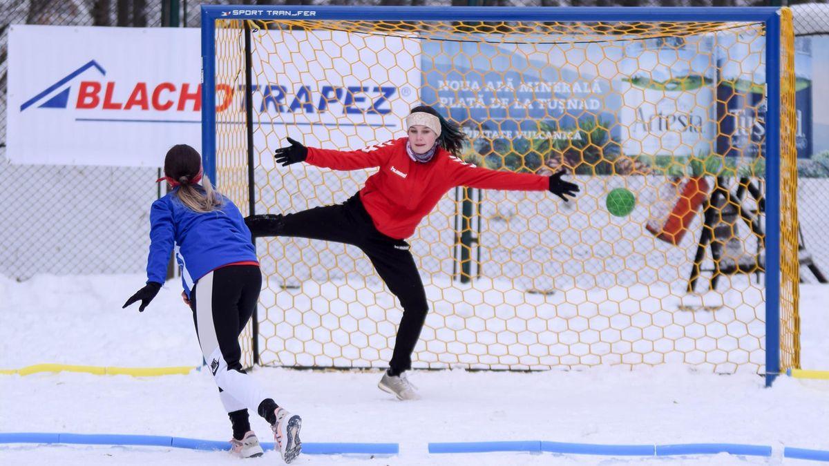 Baia Mare Snow Handball Challenge