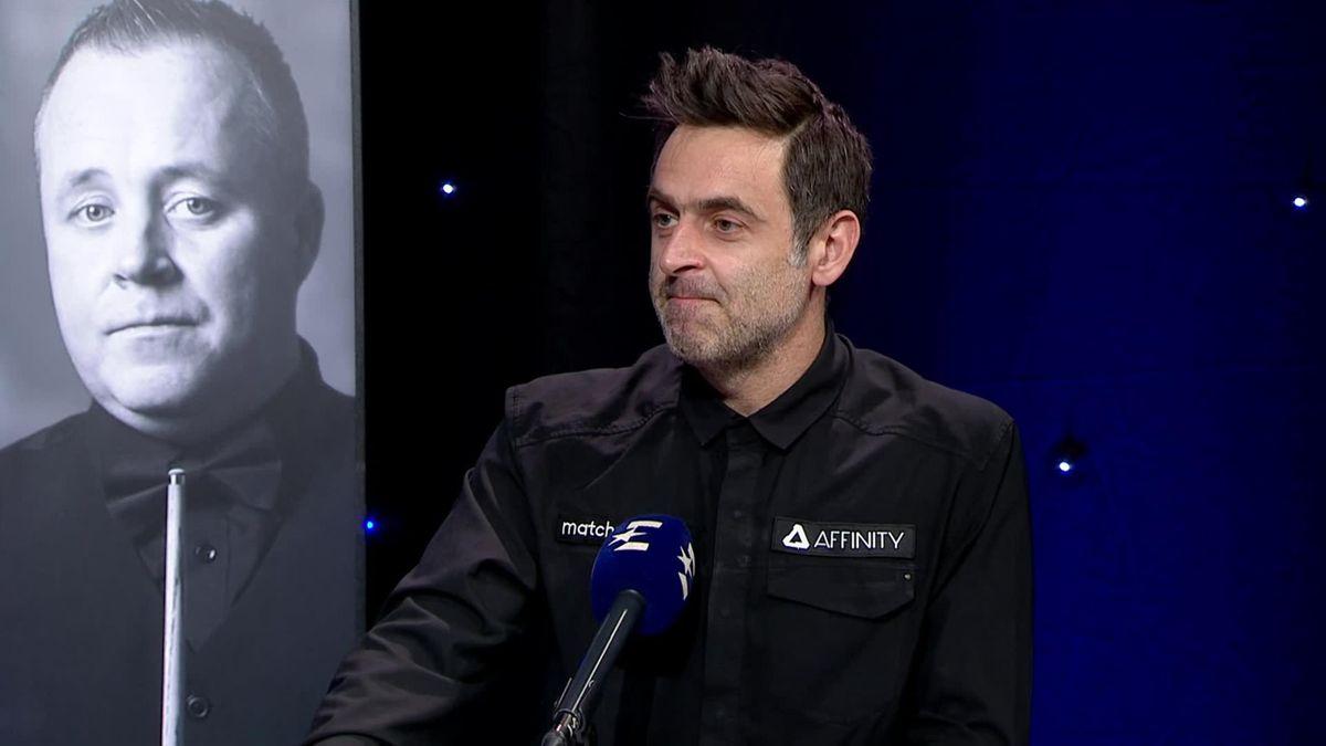 Snooker Northern Ireland Open: O'SULLIVAN Interview