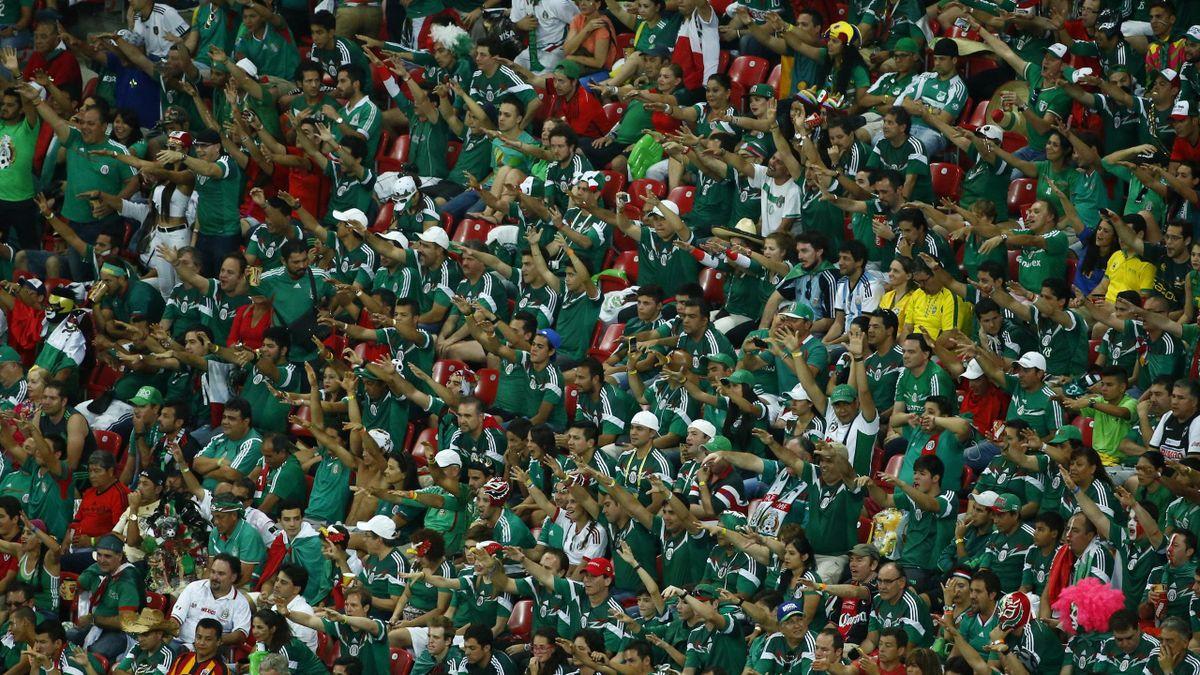 Mexico fans (Reuters)