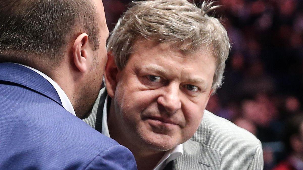 Президент M-1 Global Вадим Финкельштейн