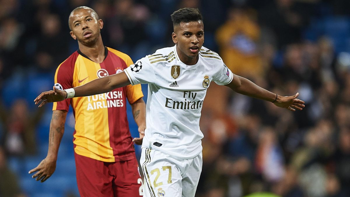 Rodrygo, Real Madrid