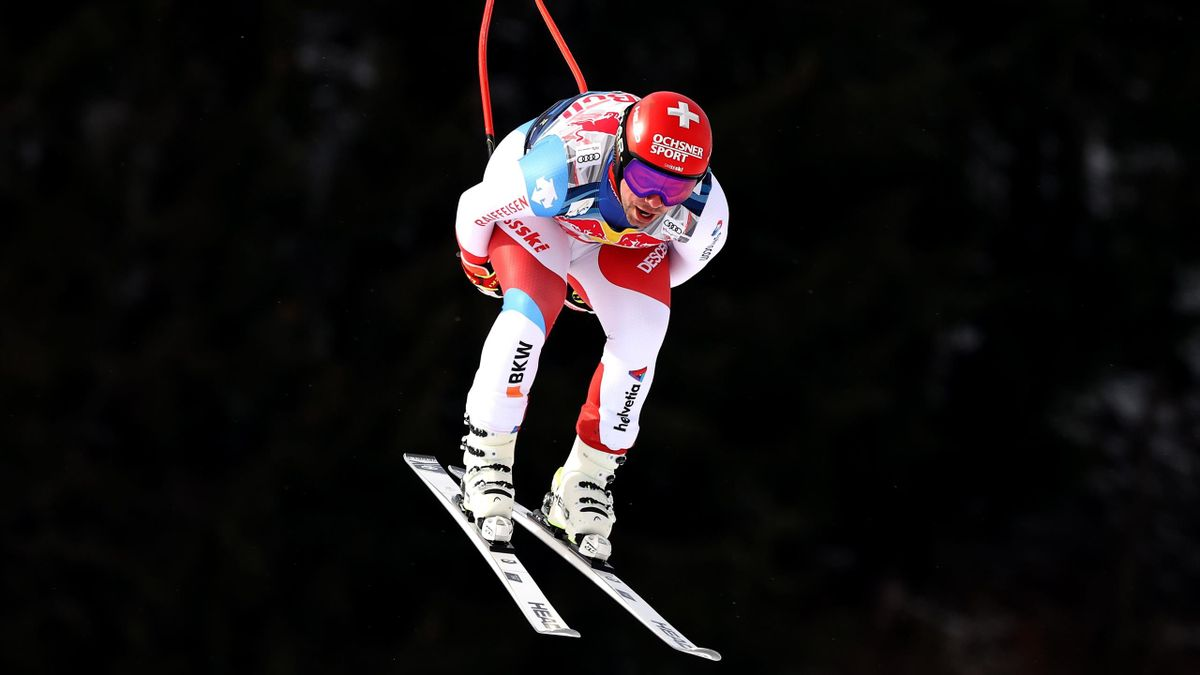 Beat Feuz | Alpine Skiing Downhill | ESP Player Feature
