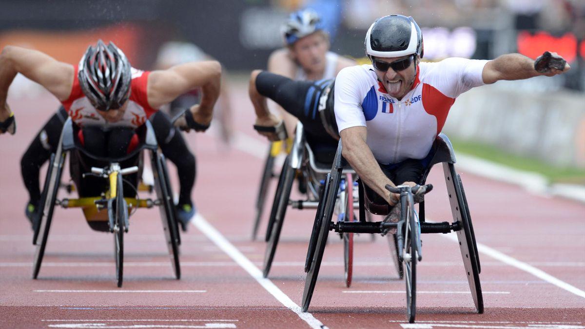 fairbank paralympics