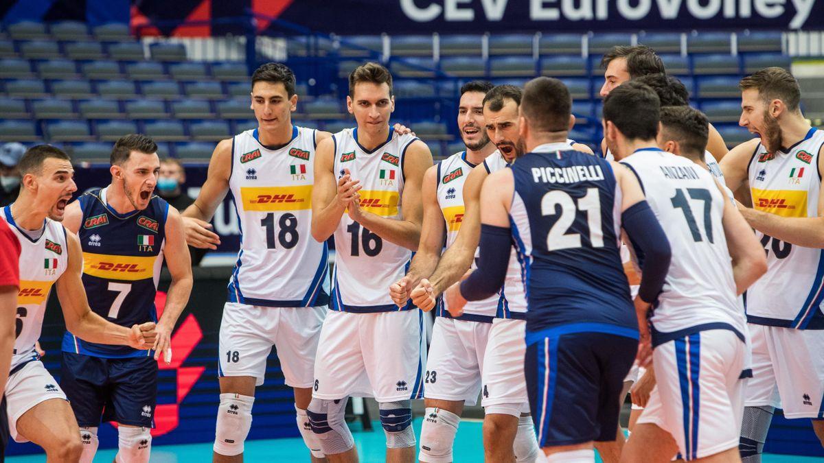 L'Italia supera la Bulgaria 3-1 (from CEV.eu)