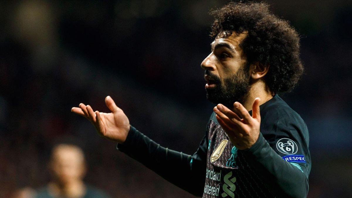 Мохамед Салах, «Ливерпуль»