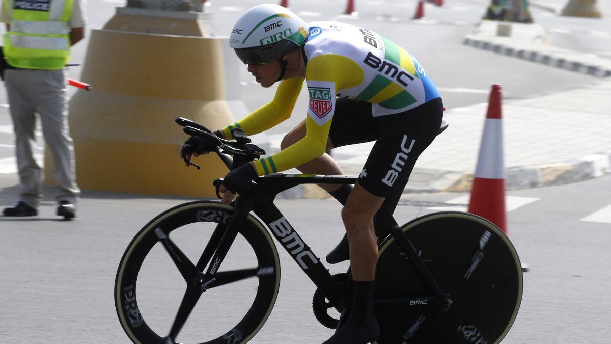 Rohan Dennis (BMC) vainqueur du contre-la-montre du Tour d'Abou Dabi