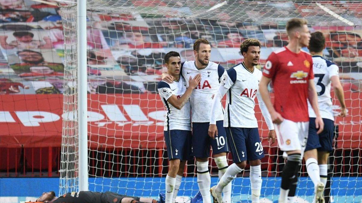 Premier League | Manchester United - Tottenham 1-6