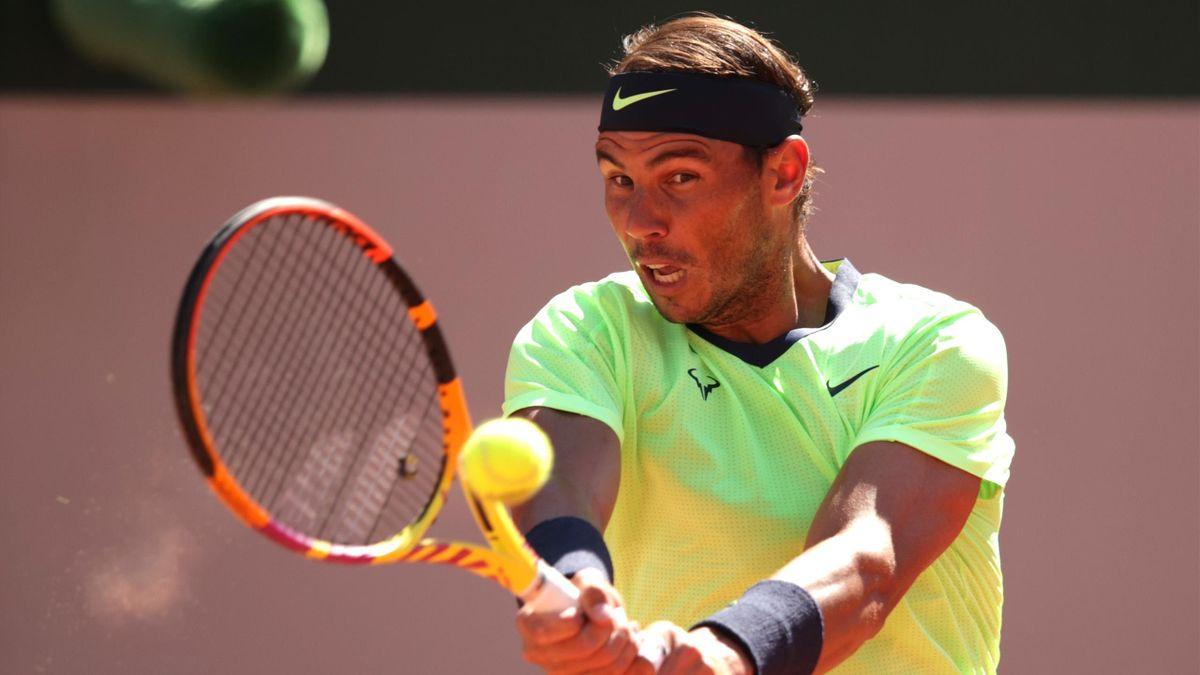 Rafa Nadal, primera ronda de Roland-Garros 2021 ante Alexei Popyrin