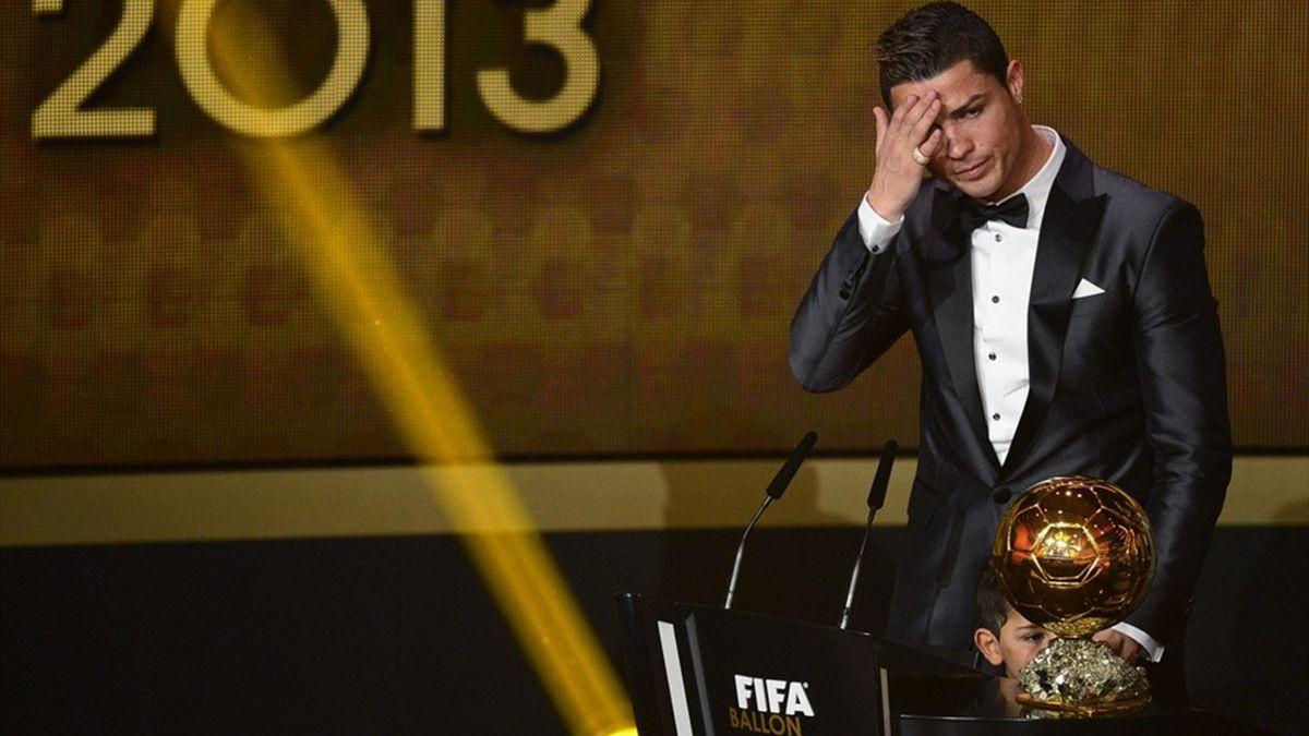 2013 Cristiano Ronaldo Ballon d'Or Format Obama