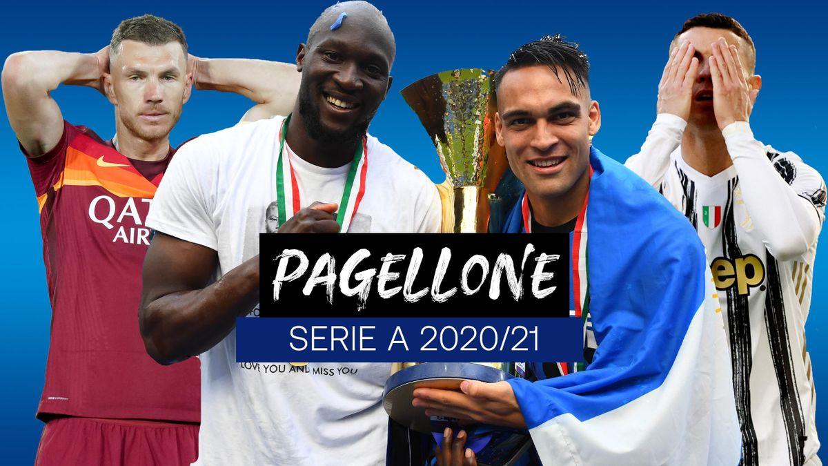 Pagellone Serie A 2020/21