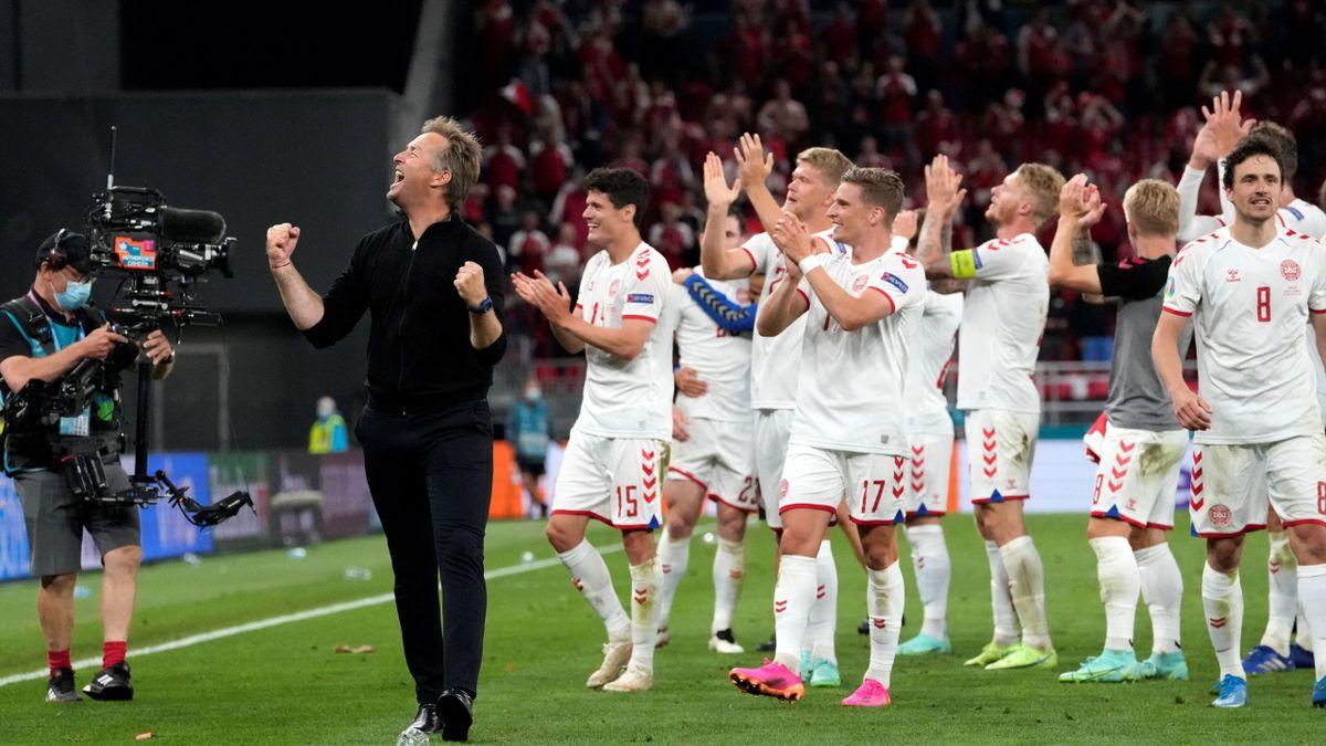 Kasper Hjulmand és nagyszerű csapata