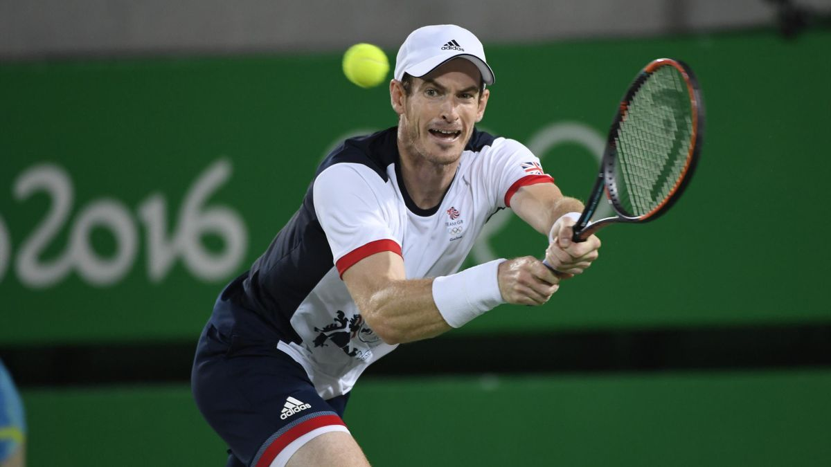 Andy Murray bei Olympia 2016