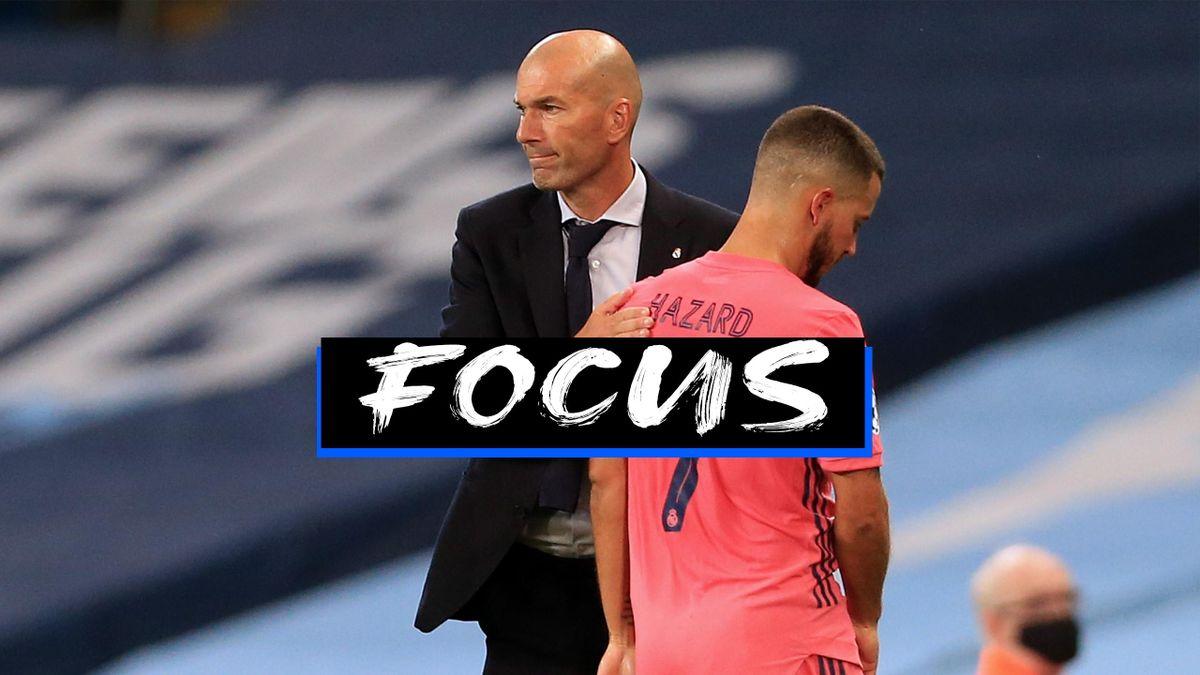 Focus Real Madrid