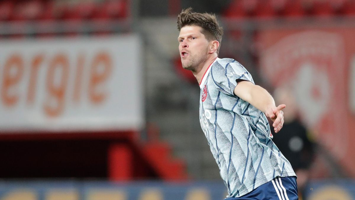 Steht wohl unmittelbar vor einer Rückkehr zum FC Schalke 04: Klaas-Jan Huntelaar