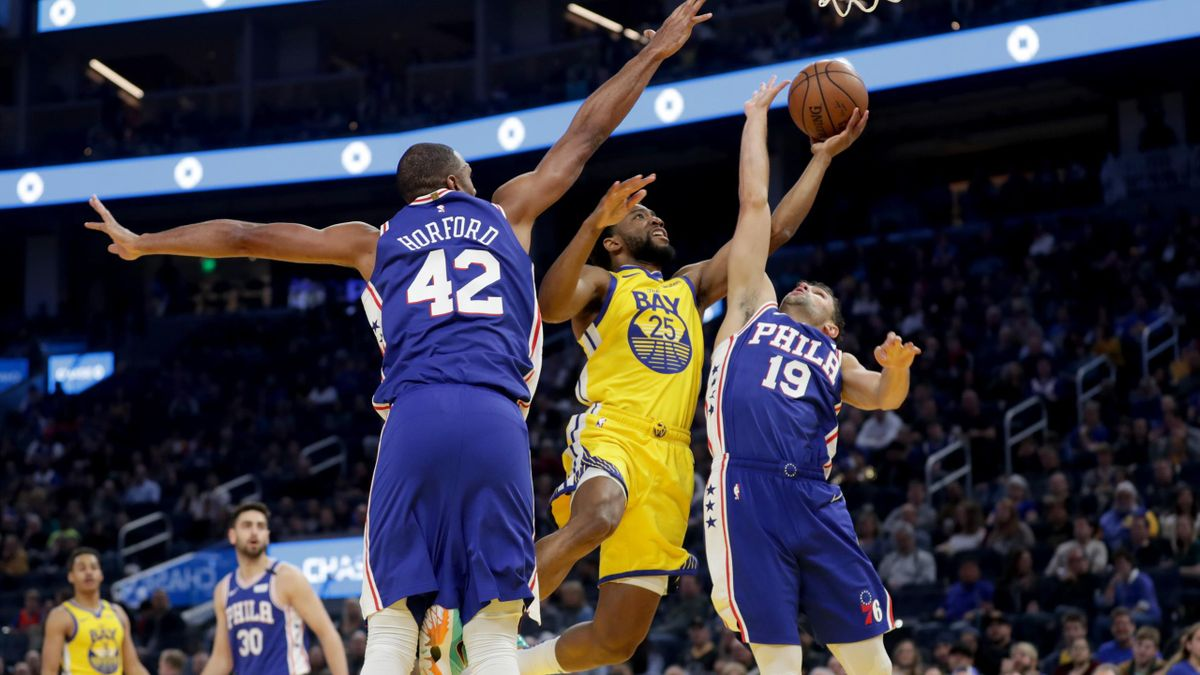 Golden State Warriors' Chasson Randle