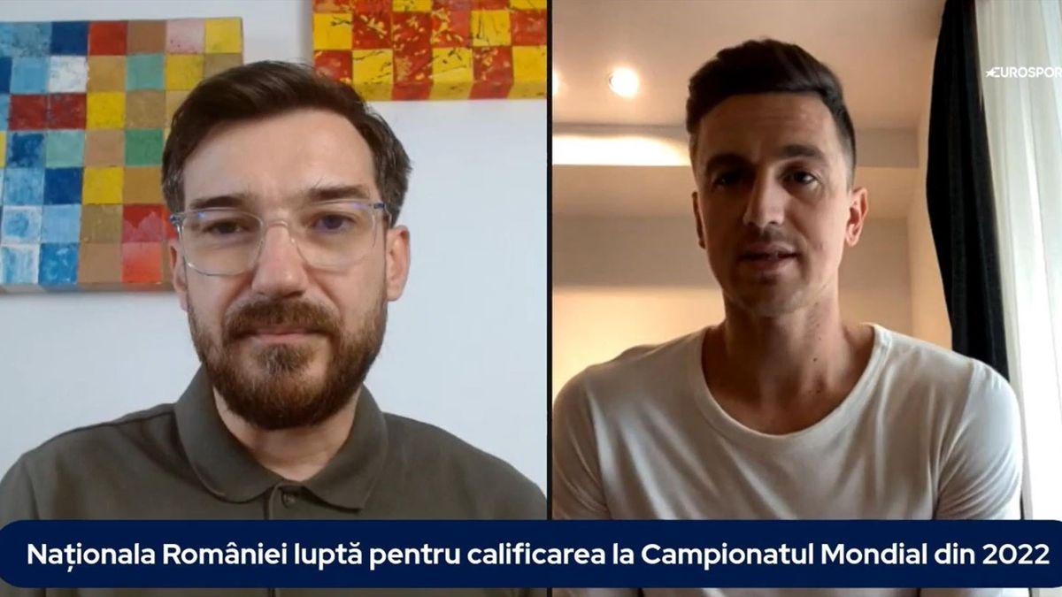 #ETalks cu Florin Gardoș, înainte de Germania - România