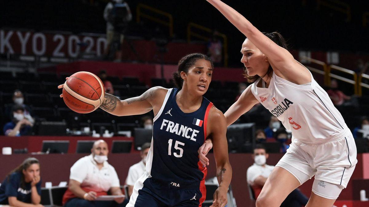 France - Serbie (JO Tokyo 2020)