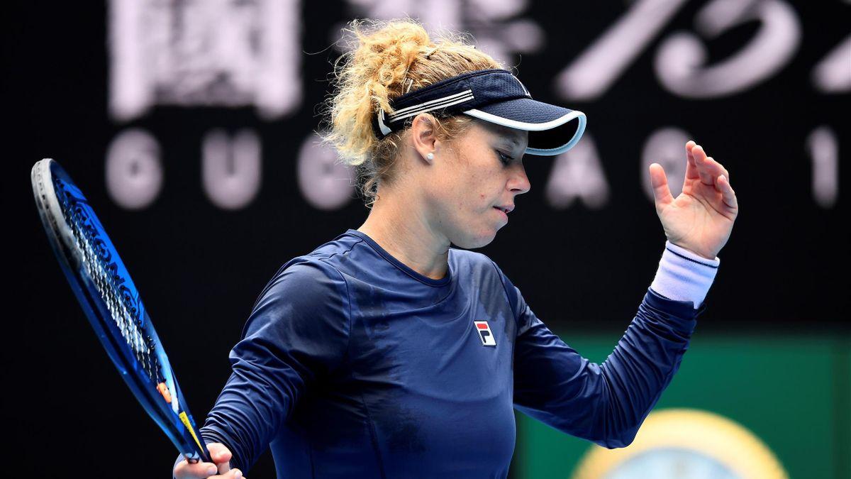 Laura Siegemund bei den Australian Open 2021