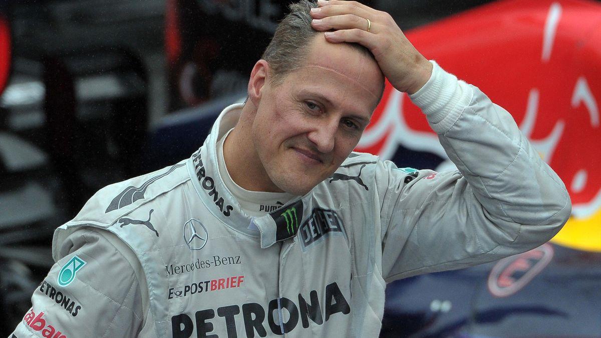 Michael Schumacher en 2012