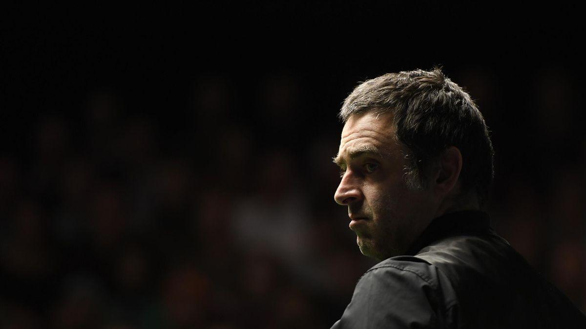 Ronnie O'Sullivan bei den UK Championship