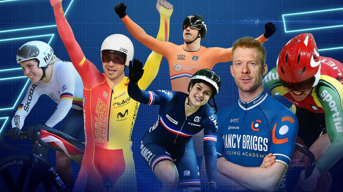Die UCI Track Champions League