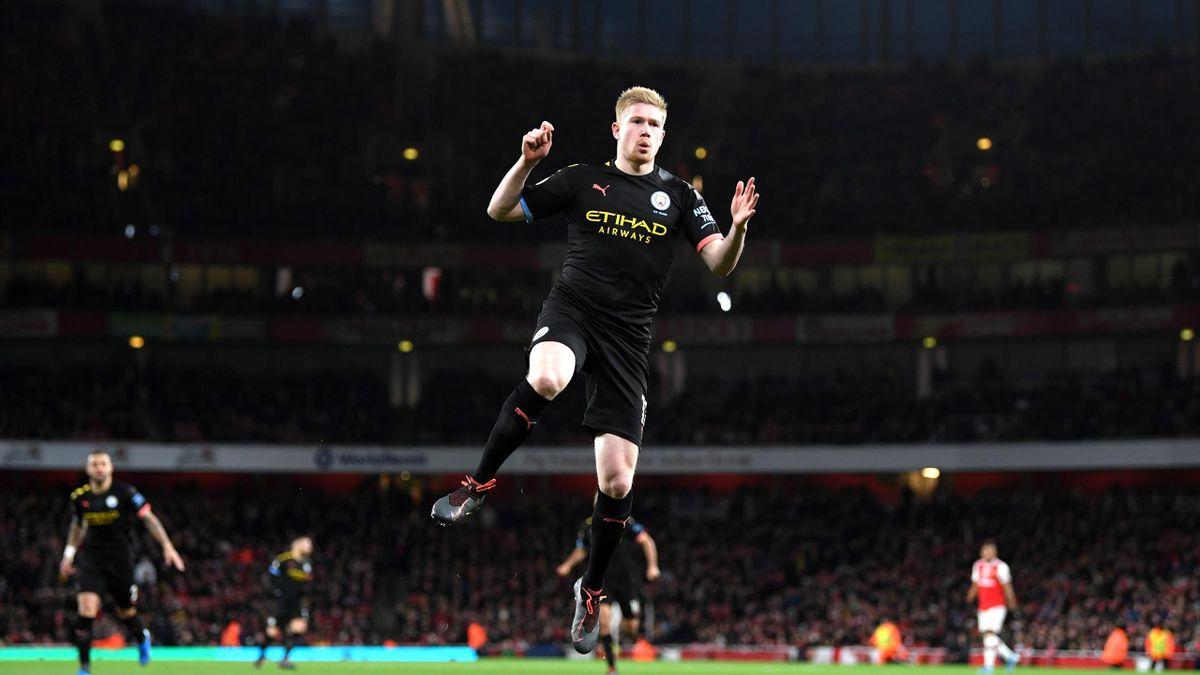 Kevin De Bruyne von Manchester City