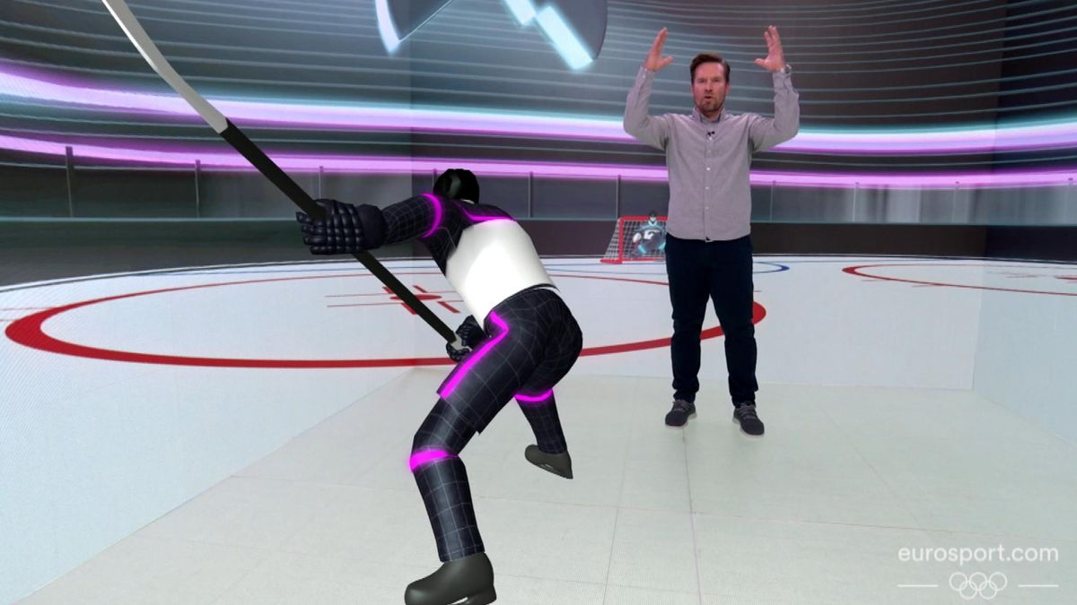 Eurosport Cube : Ice Hockey with Kimo Timonen