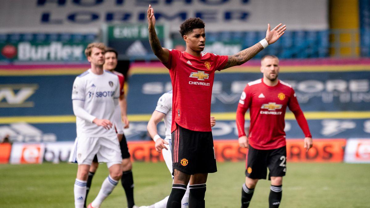 Marcus Rashford von Manchester United