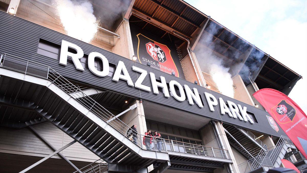 Le Roazhon Park de Rennes