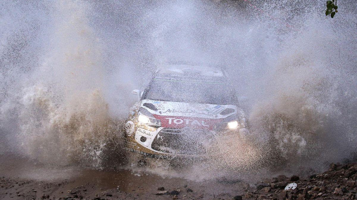 Kris Meeke (Citroën WRT) - Rally of Argentina 2015