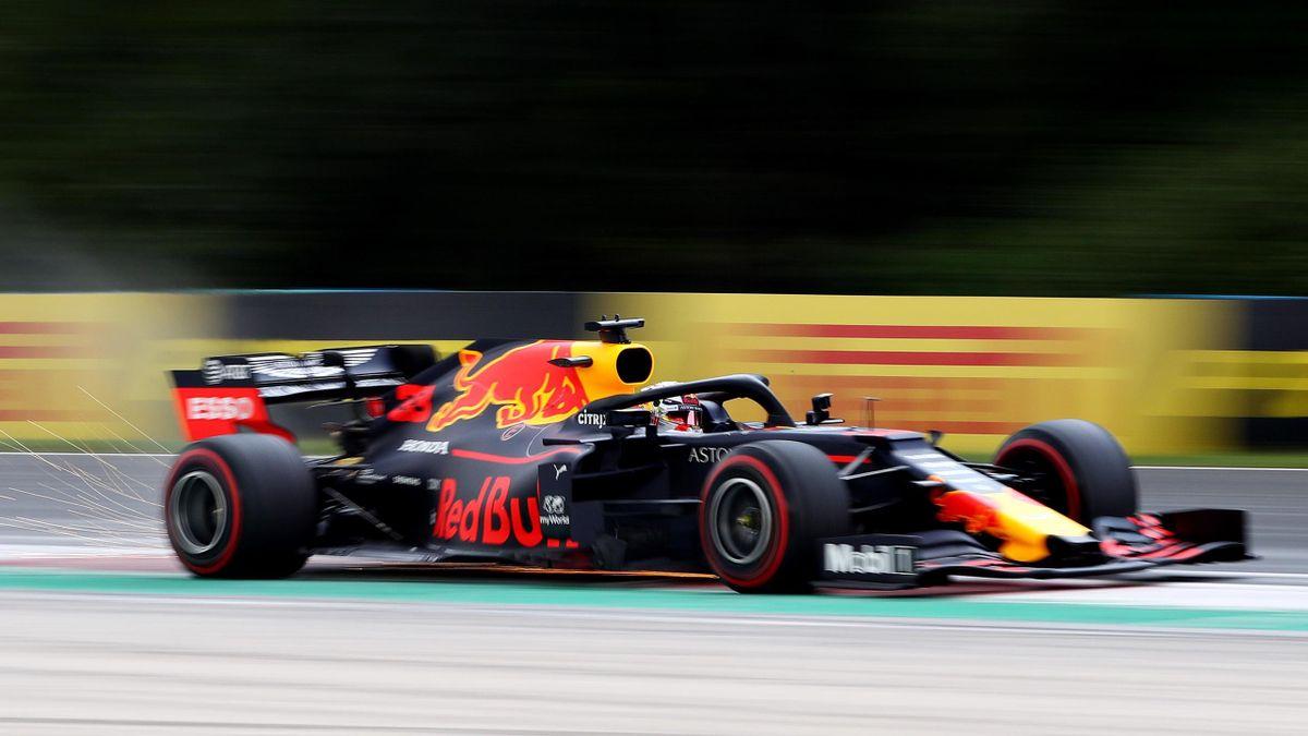 Max Verstappen (Red Bull) - GP of Hungary 2019