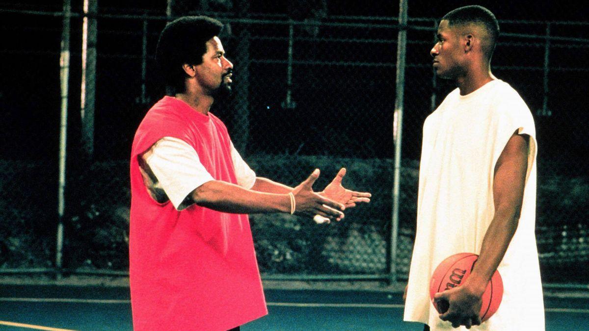 Denzel Washington e Ray Allen