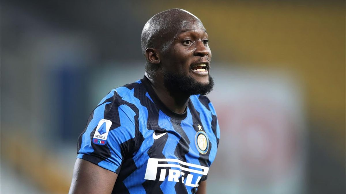 Romelu Lukaku è all'Inter dall'estate 2019