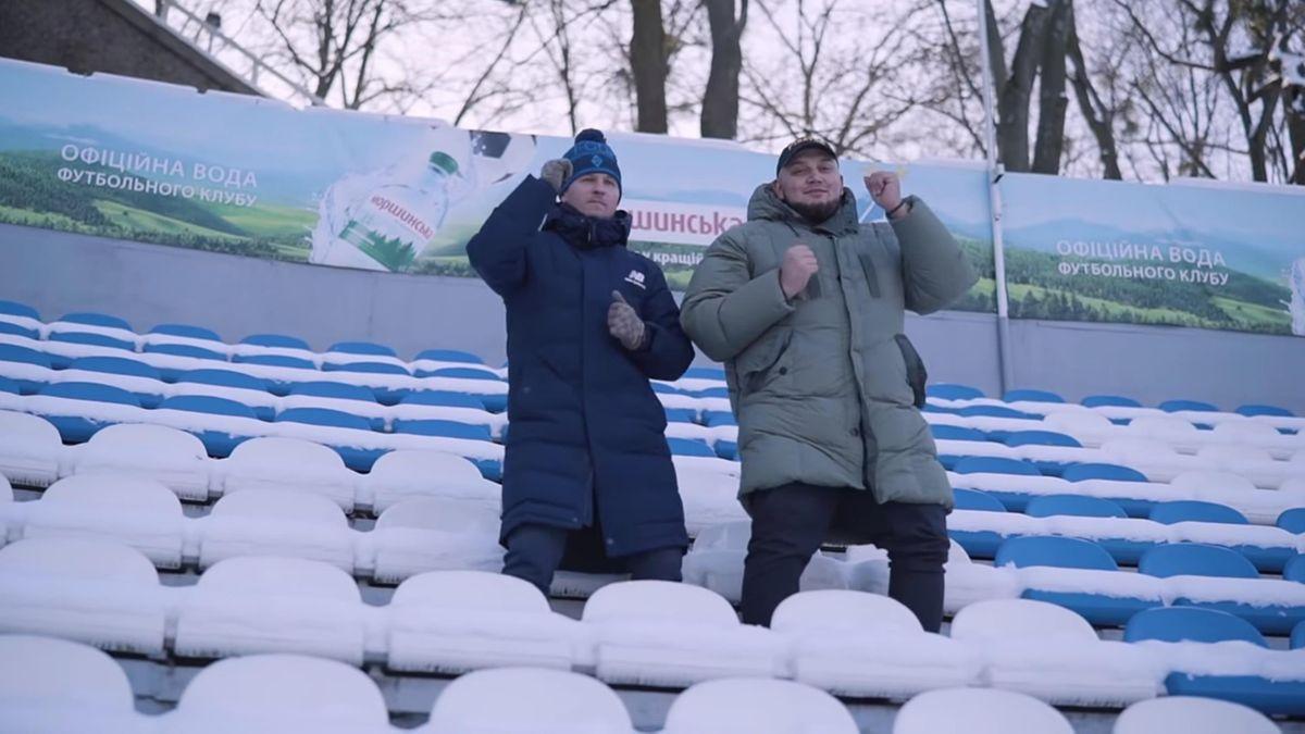 Александр Алиев и его рэпчик (скрин)