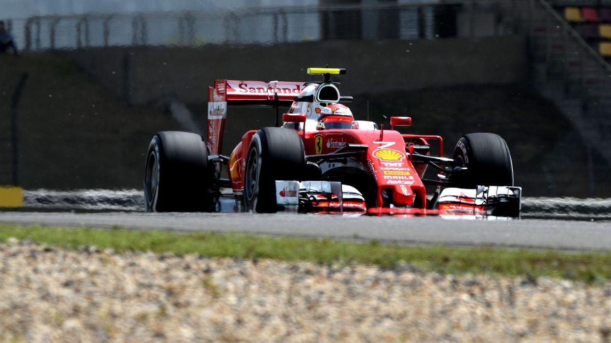 Kimi Räikkönen (Ferrari) - GP of China 2016