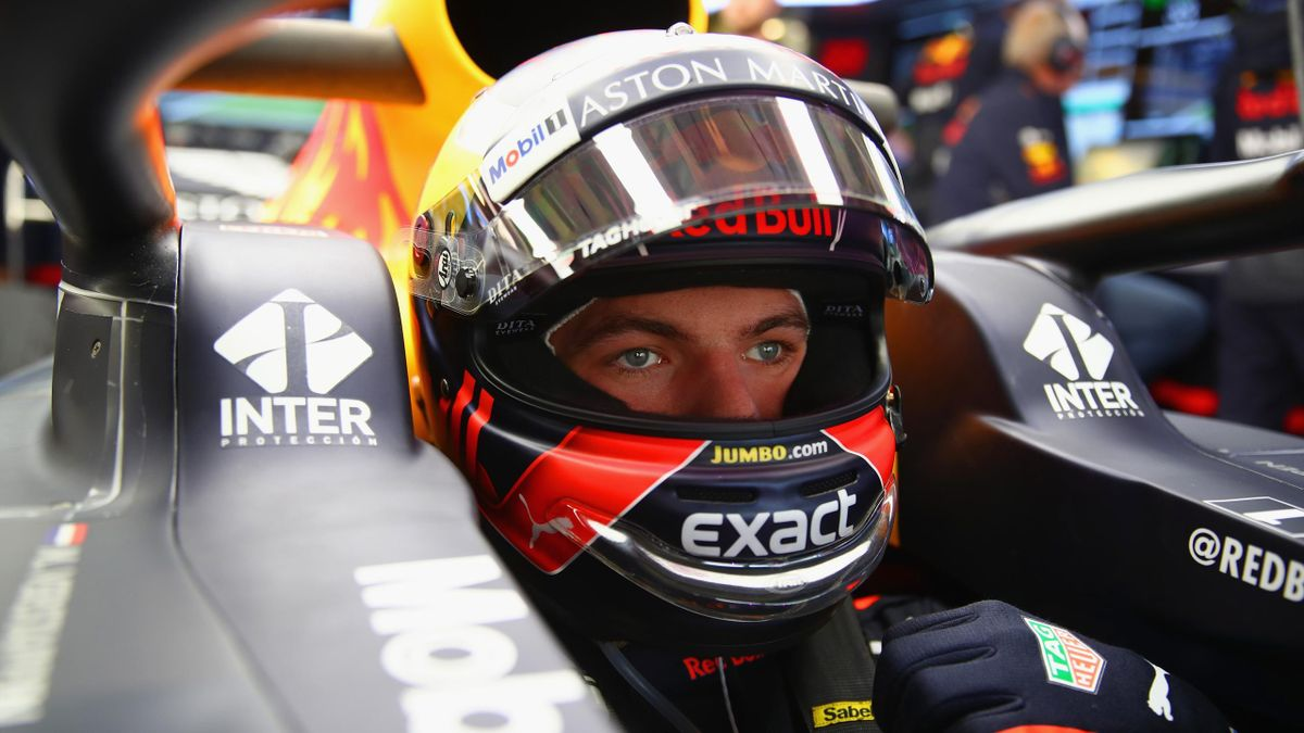 Max Verstappen topped the timesheets in the Mexican GP's first practice session