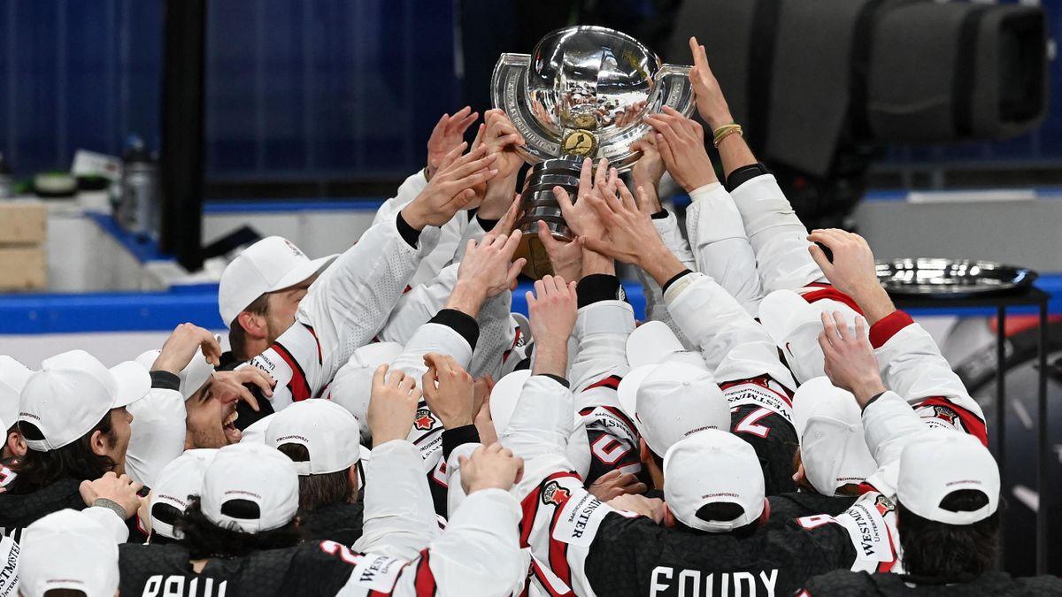 Сборная Канады – чемпион мира 2021