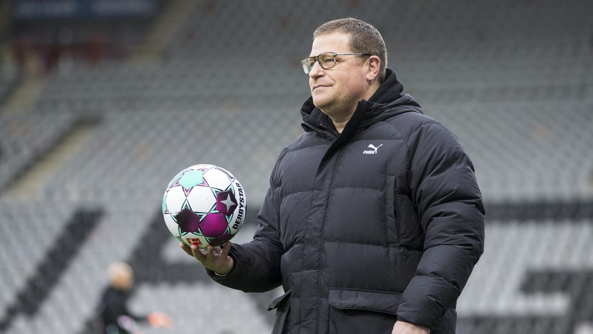 Max Eberl, Gladbach-Sportdirektor