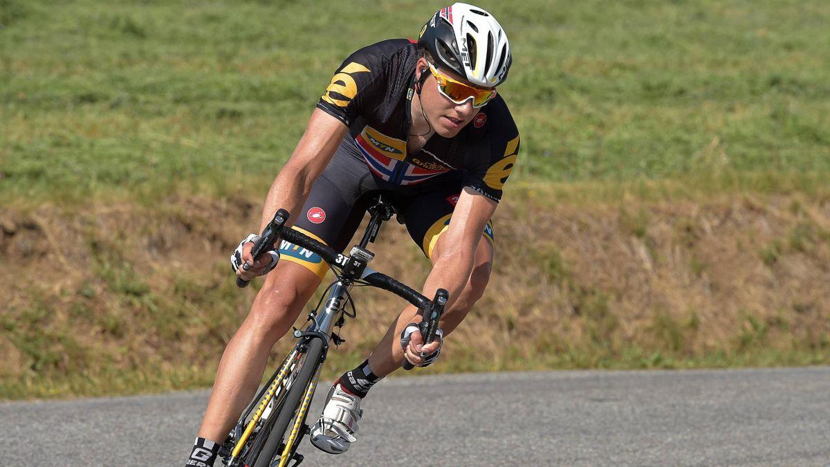 Edvald Boasson Hagen gewinnt die 2. Etappe der Dänemark-Rundfahrt