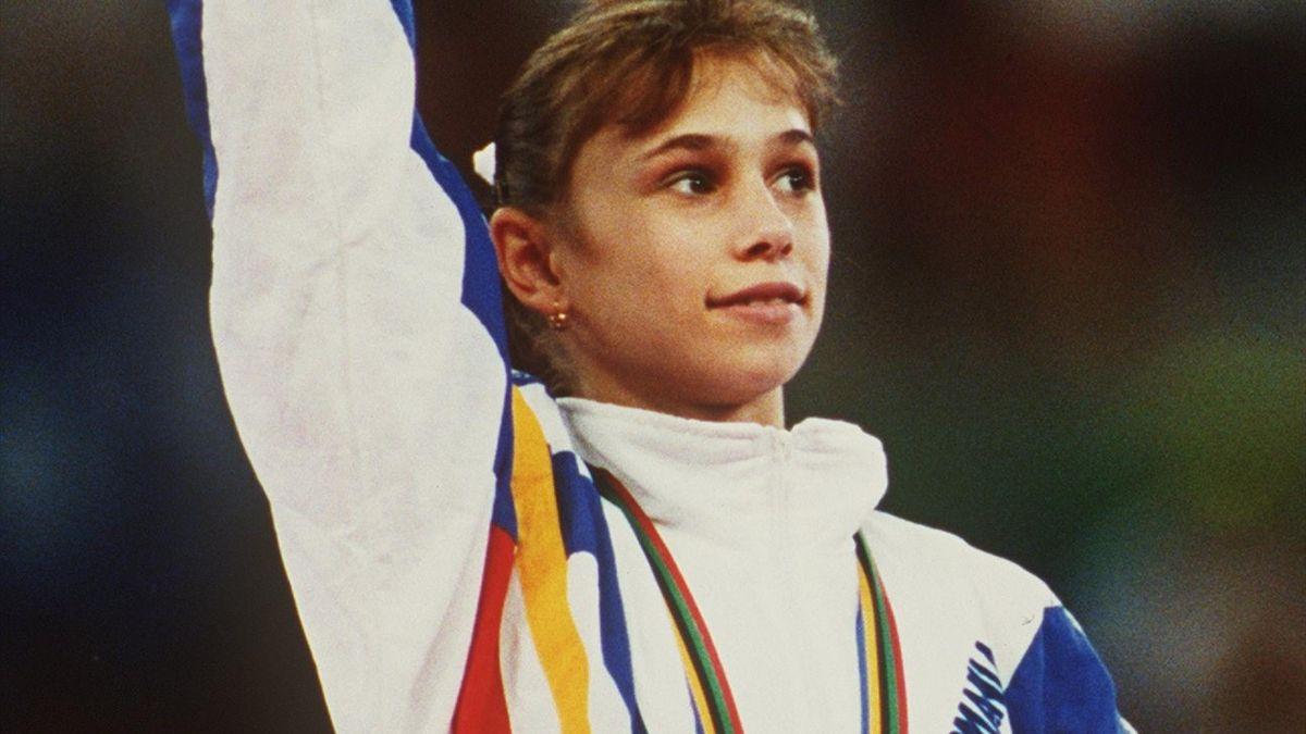 Lavinia Milosovici a strălucit la Jocurile Olimpice de la Barcelona, 1992