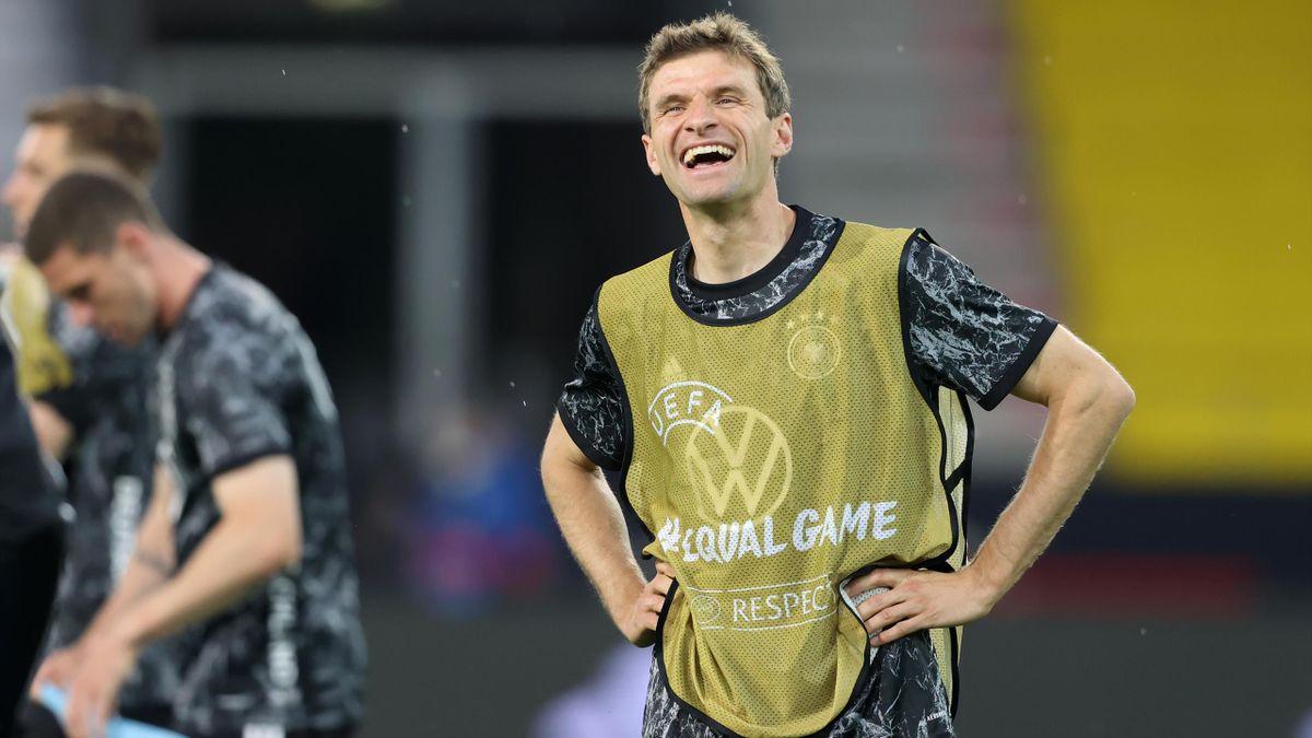 Thomas Müller - Deutschland vs. Dänemark