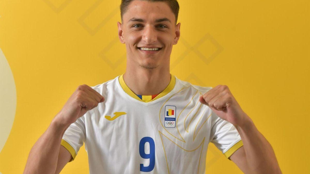 George Ganea (Romania U21)