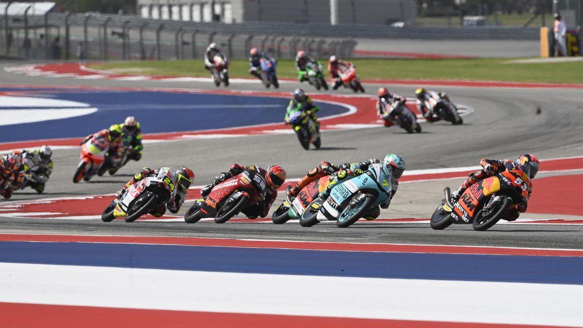 GP Las Américas, Moto3