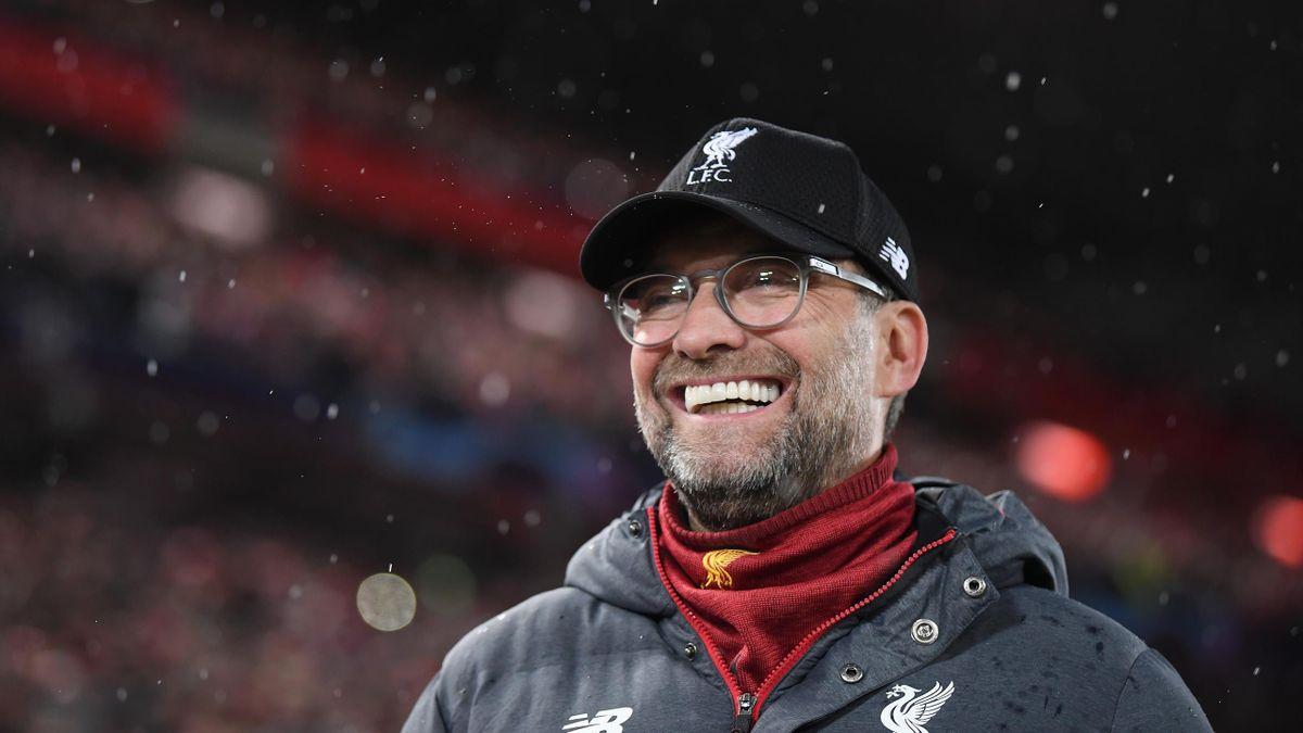 Jürgen Klopp - Trainer des FC Liverpool