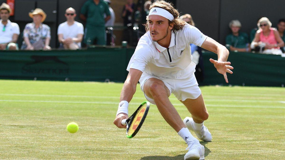 Stefanos Tsitsipas, Wimbledon