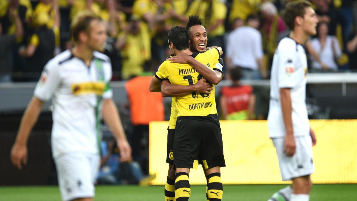 Top und Flop: Gladbach wurde von Dortmund vorgeführt